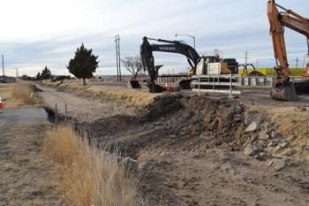 Construction Work Begins on Commercial Street Bridge
