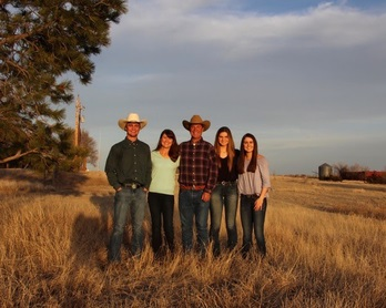 Collins Ranch Receives Colorado Leopold Conservation Award