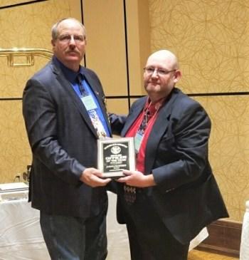 Local Elk Receives Prestigious Award