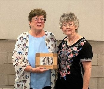 Jo Ann McEndree, Southeast Colorado CattleWoman of the Year