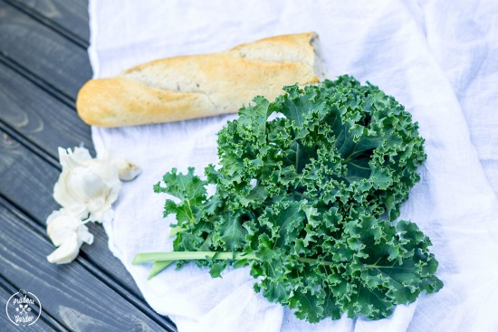 Cooking with Kale Penne with Kale and Sausage