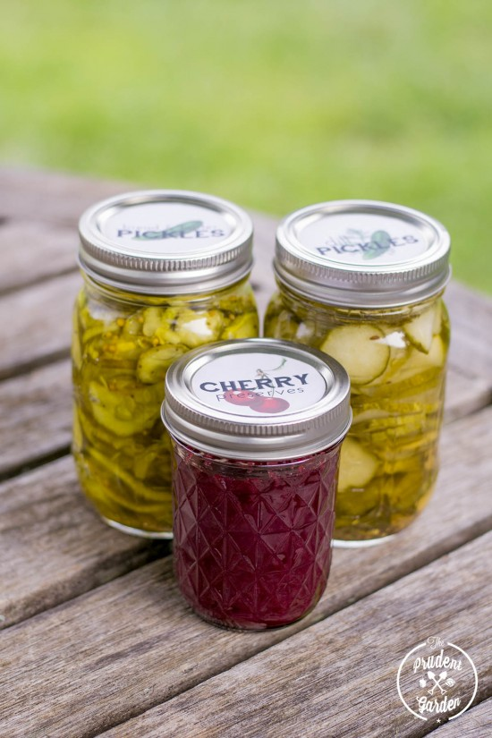 Why You Should Preserve Your Own Food