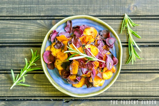 Sweet potatoes are one of the world's most healthiest foods! Make these easy baked sweet potato chips for a healthy and delicious snack.