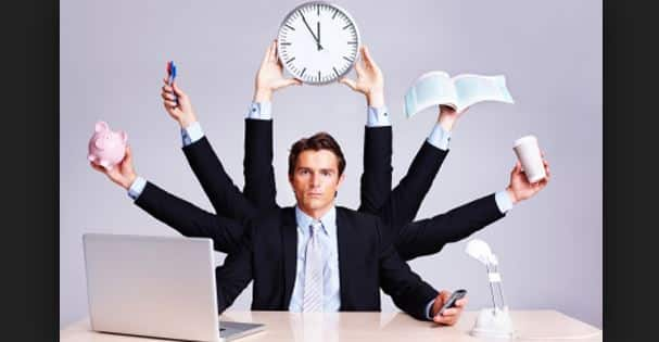 Poor time management causes