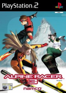 Alphine Racer 3