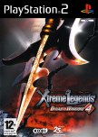 Dynasty Warriors 4 Xtreme Legends PAL COVER