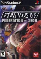 gundamn Fed vs Zeon