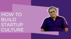 how to build startup culture