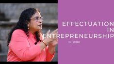 Effectuation and Entrepreneurship