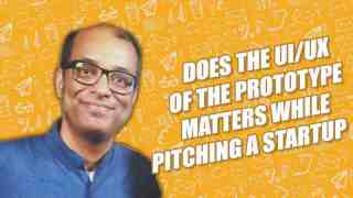 Jay Dutta on UI and UX when pitching an idea