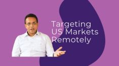 Helpful how to target US Markets remotely