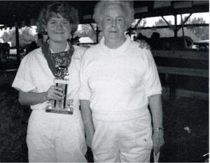 Grandmother Bennett and Me