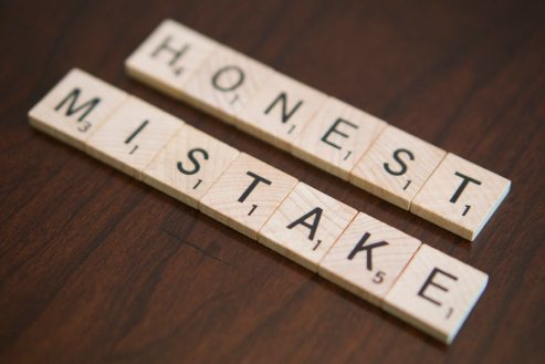 Publication retraction for honest mistakes