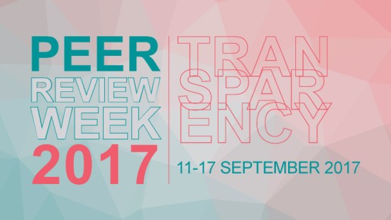 Peer Review Week 2017