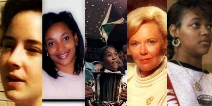 5 WOMEN THAT CHANGED THE WAY WE THINK