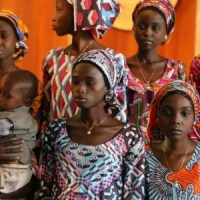 THE NIGERIAN ABDUCTION: 82 CHIBOK GIRLS RELEASED