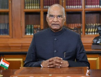 राष्ट्रपति व उपराष्ट्रपति ने देशवासियों को राम नवमी की शुभाकामनाएं दी