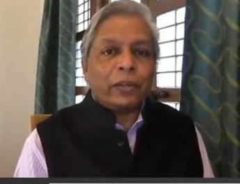 देश के प्रमुख वैज्ञानिक सलाहकार प्रो. के. विजय राघवन बोले : विश्व शक्ति बनाने में टेक्नोलॉजी की कारगर भूमिका