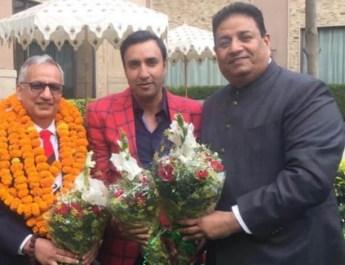 हरियाणा के नरेश शर्मा ने ऑल इंडिया चेस फेडरेशन के कोषाध्यक्ष पद का चुनाव जीता