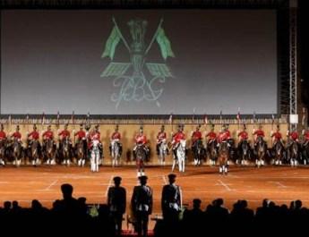 राष्ट्रपति भवन में गार्ड अदला-बदली समारोह 6 फरवरी से फिर शुरू