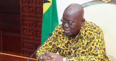 President Akufo-Addo addresses the Council