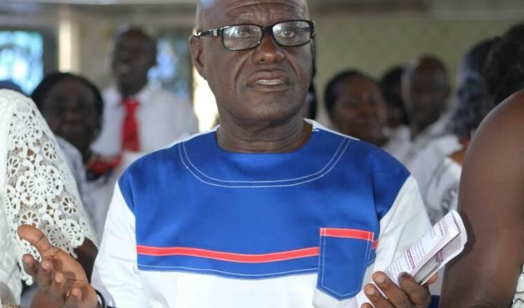 Asare Bediako, the Asokwa Constituency NPP Chairman