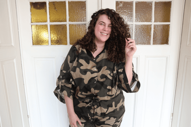 Fashion Nova Curve - Jumpsuit review - Mayra Louise