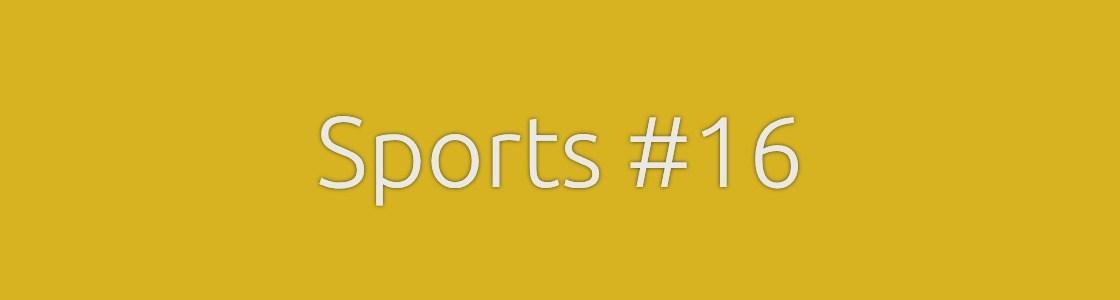 Sports Quiz 16