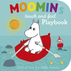 Moomin touch and feel playbook