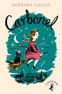 Carbonel - This is the story of a cat, a broomstick and an ordinary schoolgirl called Rosemary.