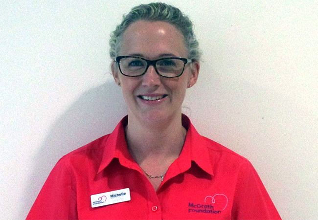 Michelle Rosano, new breast care nurse at Mount Druitt Hospital's Sunflower Clinic