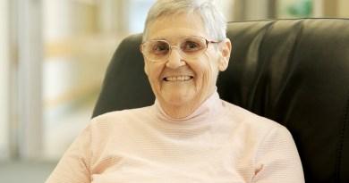 Patient Phyllis Andrews