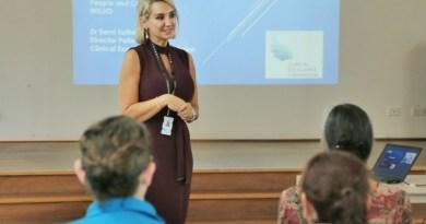 CEC Director of Patient Safety Dr Bernadette Eather.