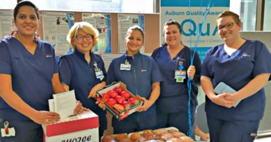 Get voting in Auburn Hospital's awards