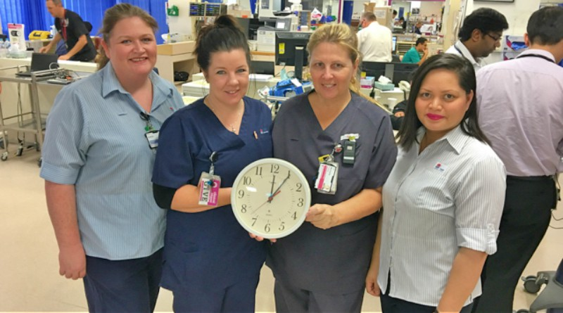 RED-y for change at Blacktown Hospital – thepulse org au