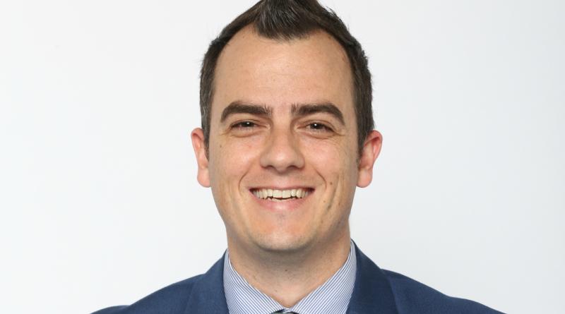 WSLHD Director of Clinical Governance Luke Sloane.