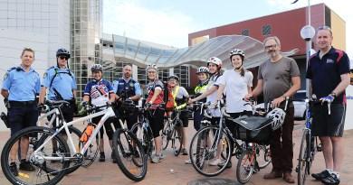 Westmead precinct on-board for Ride & Stride Week