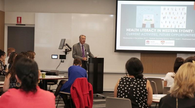Health symposium
