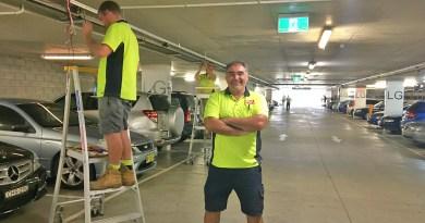 Car park system operator
