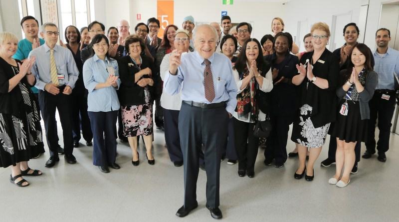 Ricahrd Haber; clinician; Auburn Hospital; 52 years