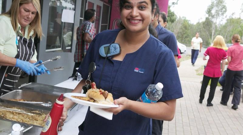 Nursing and Midwifery workforce staff member Yervette Jone