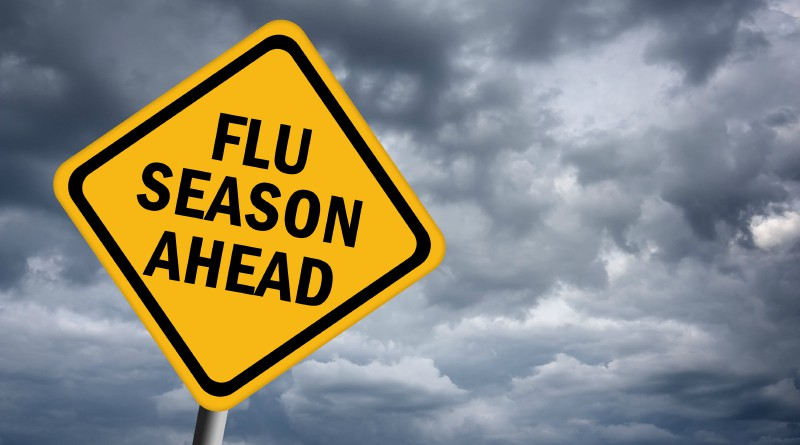 Flu season is ahead.