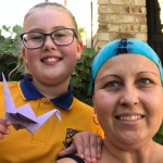 Ten-year-old's wish for mum to get better