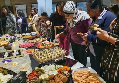 Falafel, kebabs and knafeh: Westmead dishes up Eid feast