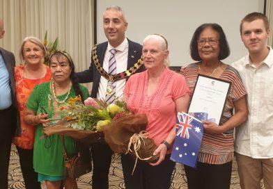 Auburn Hospital project scores Australia Day award