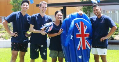 I am, you are, we are Australian: celebrating the Aussie spirit