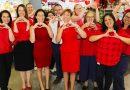 General services squad spread Valentine's Day love