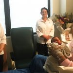 Oral health staff offer helping hands in maternity