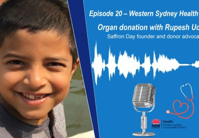 'My son's heart went to a seven-year-old who had only 10 days to live': new podcast