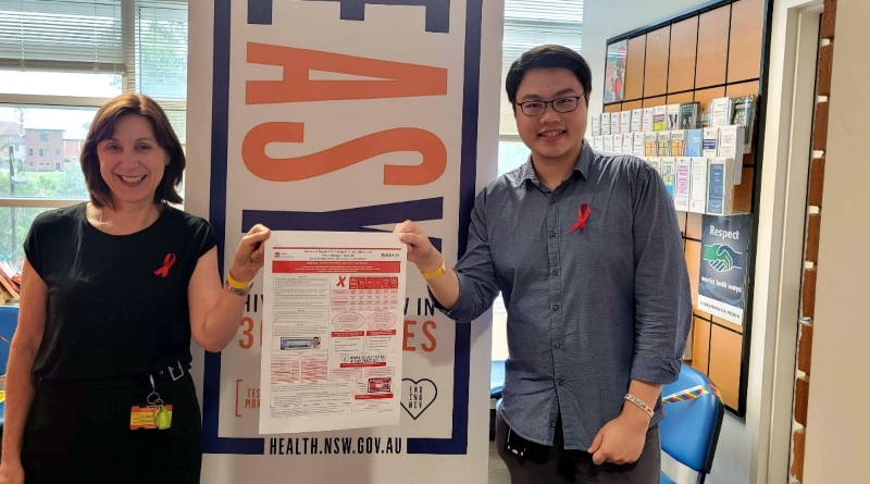 Award winning project makes HIV testing part of routine care